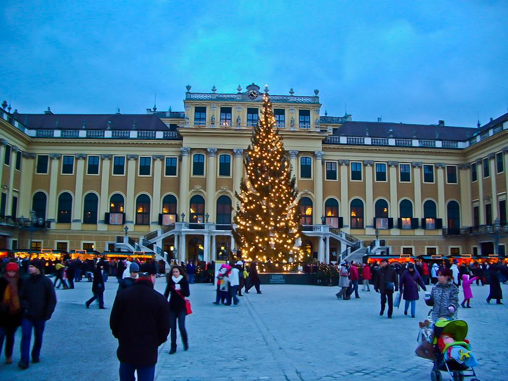 vienna christmas market prices
